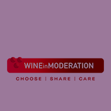 logo peu wine in moderation
